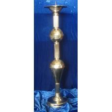 Świecznik ołtarzowy h55