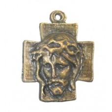Plakietka Głowa Chrystusa mała